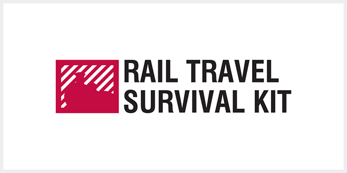 Rail Travel Survival Kit Logo